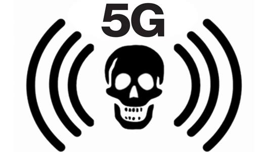 Non à la 5G en France -> Signez la pétition !