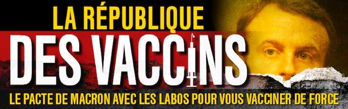 La République des 11 Vaccins obligatoires - STOP !