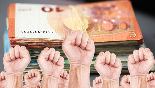 Pour une transparence des comptes des syndicats !