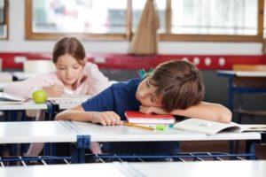 Alimentation concentration enfant