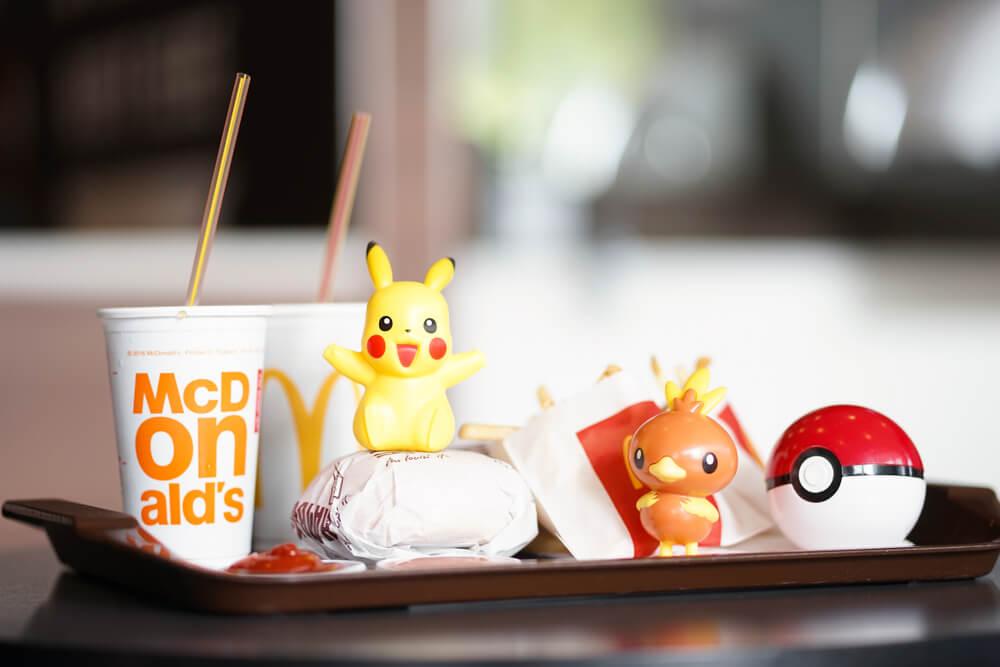 McDonald's : STOP aux jouets en plastique