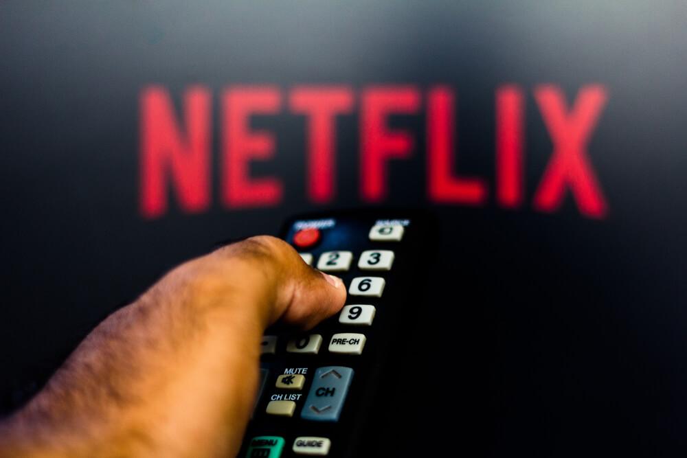 Netflix c'est 23 % du trafic internet : un scandale écologique !