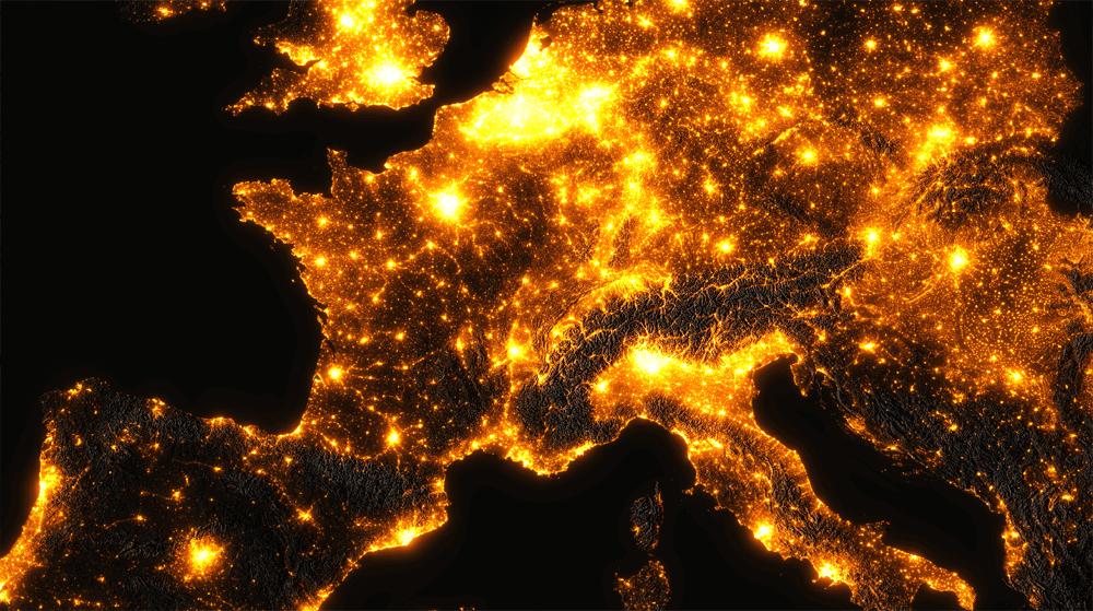 STOP à la pollution lumineuse en France
