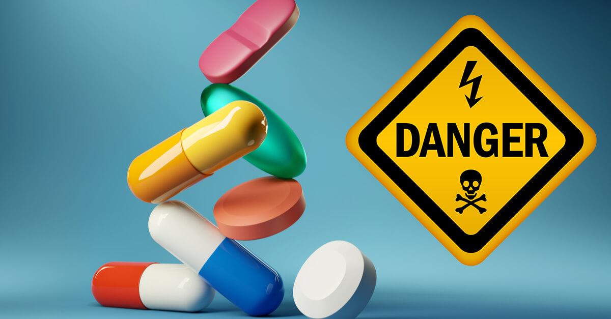 On nous empoisonne tous ! 105 médicaments dangereux encore en circulation...